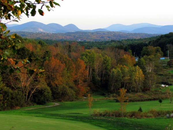 Milestone Golf Course Vermont
